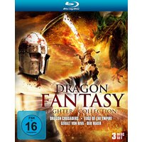 Dragon Fantasy [Fighter Collection, 3 Blu-rays]