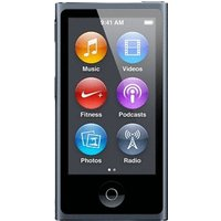 Apple iPod nano 7G 16GB grijs
