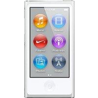Apple iPod nano 7G 16GB plata