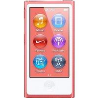 Apple iPod nano 7G 16GB rosa