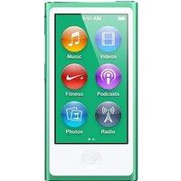 Apple iPod nano 7G 16GB verde