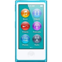 Apple iPod nano 7G 16GB turquoise