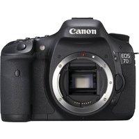 Canon EOS 7D body zwart