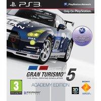Gran Turismo 5 [Academy Edition, Internationale Version]