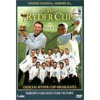 The 35th Ryder Cup [UK Import]