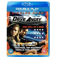 Drive Angry [inkl. DVD, UK Import]