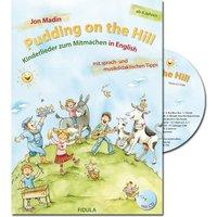 Pudding on the Hill, m. Audio-CD - Madin, Jon