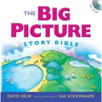 Big Picture Story Bible - David Helm [With CD]