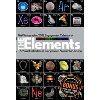 The Photographic Engagement Calendar of the Elements - A Visual Exploration of Every Known Atom in the Universe - Theodore Gray [inkl. Poster]