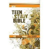 Teen Study Bible-NIV - Teen Study, Zondervan Publishing