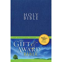 Holy Bible: Gift and Award Bible-NIV - Zondervan Bibles
