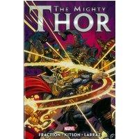 The Mighty Thor - Volume 3 - Matt Fraction [Hardcover]