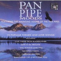 Free the Spirit - Pan Pipe Moods - 18 Popular Themes and Love Songs