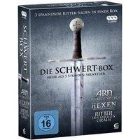 Die Schwert-Box - 3 spannende Ritter-Sagen in einer Box [3 DVDs]