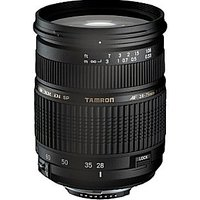 Tamron SP AF 28-75 mm F2.8 ASL Di XR IF LD Macro 67 mm Objetivo (Montura Nikon F) negro
