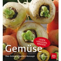 Gemüse: Das Grüner-Daumen-Konzept - Bross-Burkhardt, Brunhilde