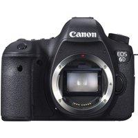 Canon EOS 6D body zwart