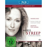 Meryl Streep Collection Blu Ray