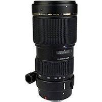 Tamron SP AF 70-200 mm F2.8 Di Macro 77 mm Objetivo (Montura Nikon F) negro