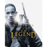 I am Legend [Steelbook, UK Import]
