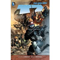 The New 52: Team 7: Vol. 1 - Fight Fire With Fire - Justin Jordan [Softcover]