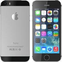 Apple iPhone 5S 16 Go gris sidéral