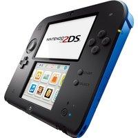 Nintendo 2DS zwartblauw [incl. 4GB geheugenkaart]