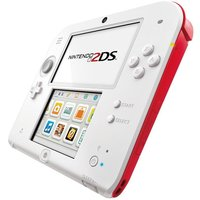 Nintendo 2DS roodwit [incl. 4GB geheugenkaart]