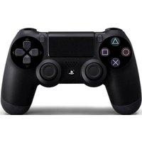 PS4 DualShock 4 draadloze controller zwart
