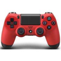 PS4 DualShock 4 draadloze controller rood