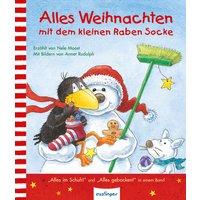 Alles Weihnachten mit dem kleinen Raben Socke - Nele Moost