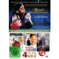 Die rührendsten Weihnachtsfilme Collection [4 Filme Box]