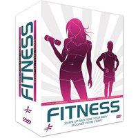 Fitness - Shape Up And Tone Your Body [3 DVDs]