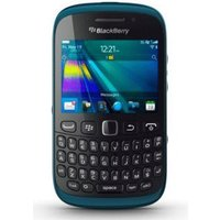 Blackberry 9320 Curve 512MB [englisches Tastaturlayout, QWERTY] teal blue