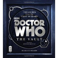 Doctor Who: The Vault - Marcus Hearn [Hardcover]
