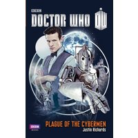 Doctor Who: Plague of the Cybermen - Justin Richards [Hardcover]