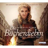 Die Bücherdiebin - Markus Zusak [Audio CD; Gekürzte Ausgabe]