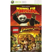 Lego Indiana Jones / Kung Fu Panda [Bundle Copy, Internationale Version]