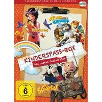 Kinderspaß Box - Die besten Ferienfilme [3 DVDs]
