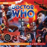 Doctor Who: The Invasion [3 Audio CDs]