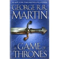 A Song of Ice and Fire: Book 1 - A Game of Thrones - George R. R. Martin [Hardcover]