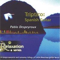 Triptico - Spanish Guitar (UK Import)