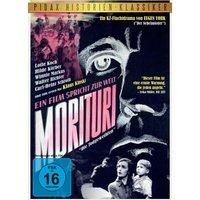Morituri (Die Todgeweihten) - Einer der ersten und besten deutschen Spielfilme über den Holocaust [Pidax Film-Klassiker]