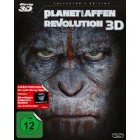 Planet der Affen - Revolution 3D [inkl. Booklet, 2 Discs]
