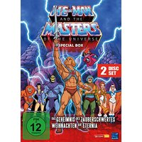 He-Man and the Masters of the Universe - Weihnachts Special Box [2 DVDs]