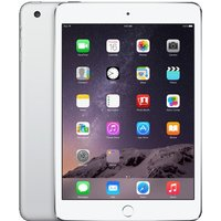 Apple iPad mini 3 7,9 64GB [wifi + cellular] zilver