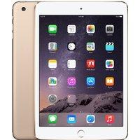 Apple iPad mini 3 7,9 16GB [wifi + cellular] goud