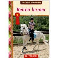 Pferdefreunde: Mein erstes Pferdewissen: Reiten lernen - Panzacchi, Cornelia