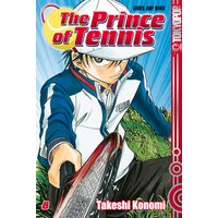 The Prince of Tennis: Band 8 - Takeshi Konomi [Taschenbuch]