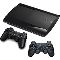 Sony PlayStation 3 - Controller 500 GB [incl. 2 DualShock draadloze controllers]